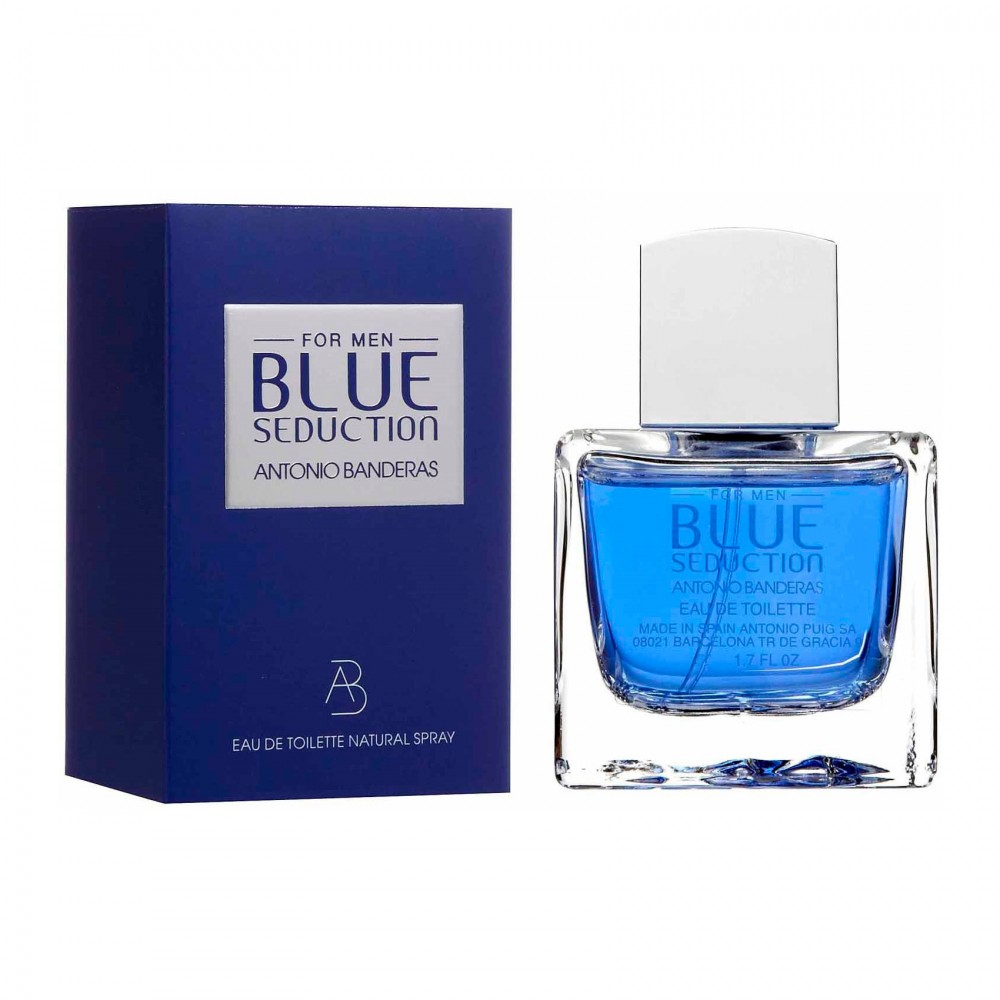 Туалетная вода Blue Seduction от Antonio Banderas